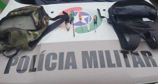 Barra Velha: Dupla de arrombadores é presa pela PM no bairro São Cristóvão