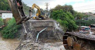 Barra Velha: Obras da nova ponte sobre o rio Itajuba devem começar nos próximos dias