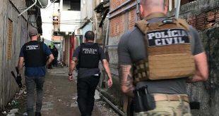 Operação Vetus 2: Quatro pessoas são presas, em Barra Velha, Itajaí e Navegantes, por violência e exploração de idosos